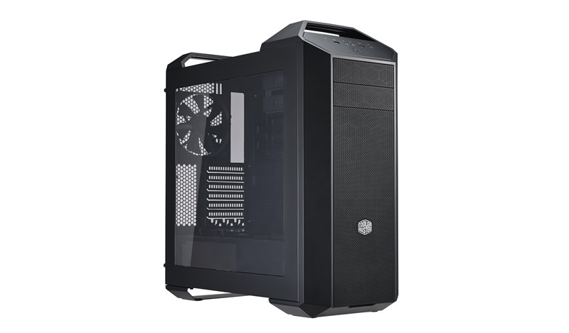 COOLERMASTER MASTER CASE 5 Mid-Tower USB 3.0 No Power Supply Black ATX Retail MCX-0005-KKN00