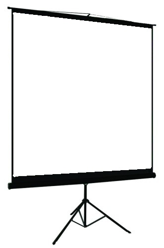 "Projector Screen Metal Tripod, Size:100"" PM6303"