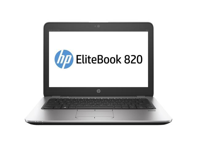 "HP EliteBook 820 G3 i5-6300U 8GB DDR4, 256GB SSD, 802.11a/b/g/n, BT, 3Cell 12.5"" W7PRO64 wW10Pro V1H02UT#ABA"