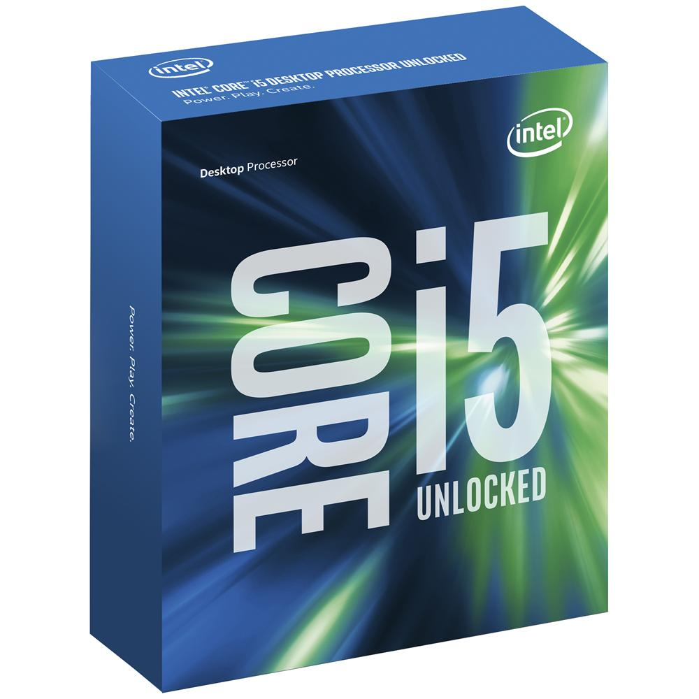 INTEL Skylake QUAD CORE I5 6500 3.2Hz 6MB LGA1151 4core/4Thread  BX80662I56500