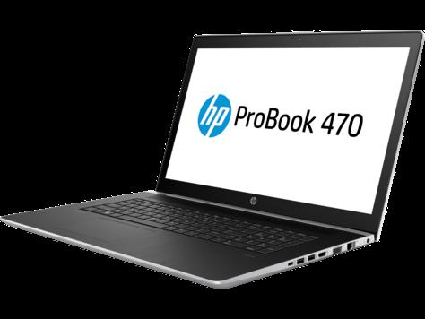 """HP ProBook 470 G5 i7-8550U 16GB DDR4, 256GB SSD. G-Force 930MX, BT, 17.3""""  1080p WLED, W10PRO 2UA28UT#ABA Retail"""