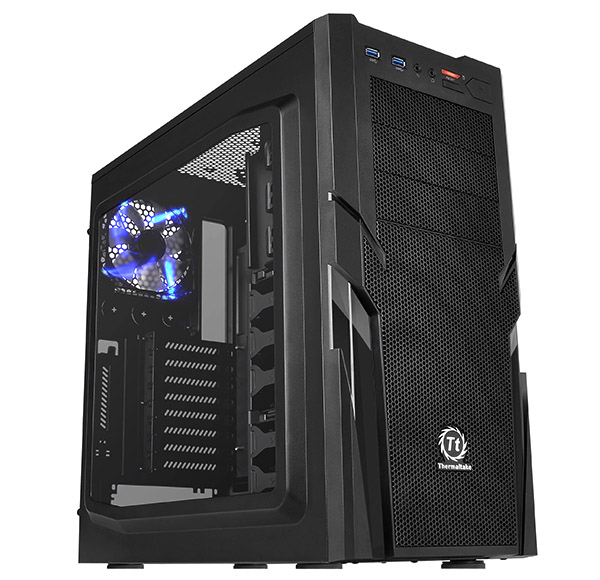 Thermaltake Commander G41 Mid Tower case w/ Windows  no power supply Retail CA-1B4-00M1WN-00