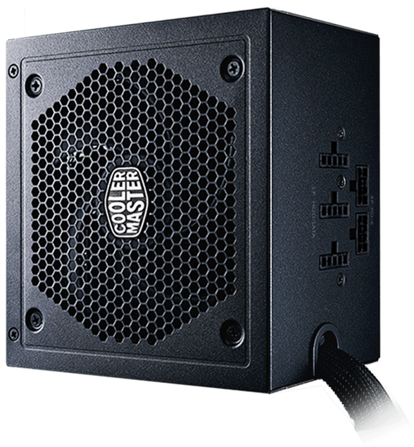 POWER SUPPLY COOLERMASTER MasterWatt 750W 80 Plus Bronze  Semi-Fanless POWER SUPPLY Retail MPX-7501-AMAAB-US