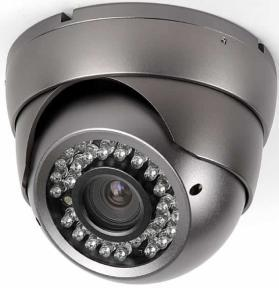 IR DOME,1/3'' SONY, 420TVL 4-9mm, SAV-CD116