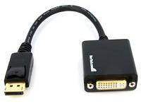 StarTech DP2DVI2 DisplayPort to DVI Video Adapter Converter Retail