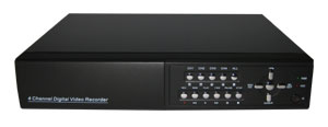 4 CH DVR 120/60 FPS System SEQ8004V
