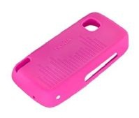 Nokia 5230 Silicone Cover Pink 37081M