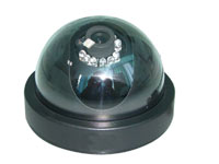 Wired CCTV Dome 1/4 camera Color Day & Night SEQ-CM303CHD