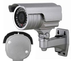"Weatherproof IR Camera Color 1/4"" SEQ5401"