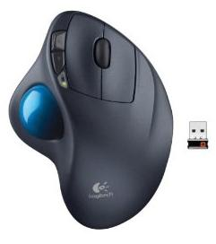 LOGITECH WIRELESS TRACKBALL M570 910-001799