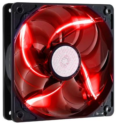 COOLERMASTER CM 120mm Red  R4-L2R-20AR-R1