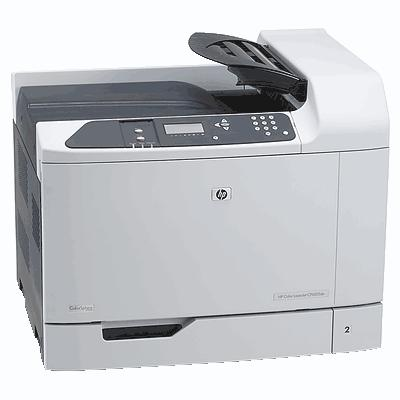 HEWLETT PACKARD Color LaserJet CP6015dn Printer Q3932A#ABA