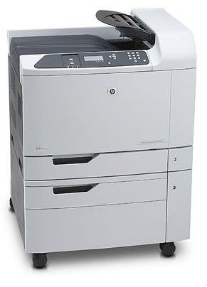 HEWLETT PACKARD Color LaserJet CP6015x Printer Q3933A#ABA