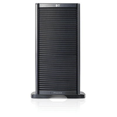 "HEWLETT PACKARD PROLIANT ML350 G6 Special Server Tower 5U Xeon E5620, RAM 4GB, SAS hot-swap 2.5"",DVD,ATI ES1000, GB Eth"
