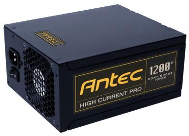 POWER SUPPLY ANTEC High Current Pro HCP-1200  ATX12V 2.3/ EPS12V 2.92 - AC 100-240 V - 1200 Watt