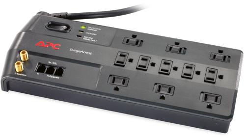 APC P11VT3 SurgeArrest Performance 11-Outlets Surge Suppressor