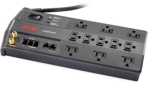 APC P11VNT3 SurgeArrest Performance 11-Outlets NetWork Surge Suppressor