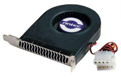 ANTEC  CYCLONE BLOWER CYCLONE BLOWER- CASE FAN FOR ANY EXPANSION SLOT