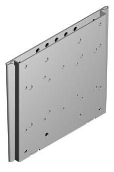 "Wall Mount Bracket Fixed:: For 10-37"" LCD008BLK"