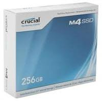 Crucial M4 SSD 2.5&quot; 256GB SATA3 6Gb/s SOLID STATE DRIVE Retail Box CT256M4SSD2
