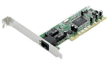 Asus Network NX1101 Gigabit Adapter PCI RJ-45 10/100/1000Mbps Retail Box