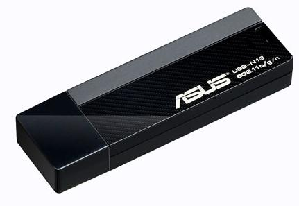 Asus USB-N13 802.11n 300Mbps USB Network Adapter