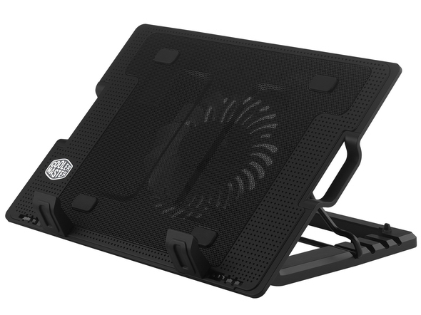 COOLERMASTER NOTEPAL EROGSTAND NOTEBOOK COOLER R9-NBS-4UAK-GP