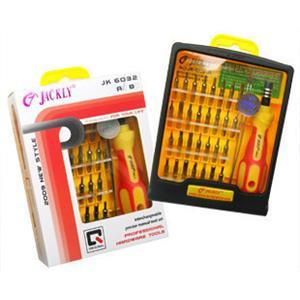 32 IN 1 SCREWDRIVER SET JK-6032-A