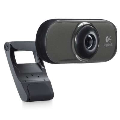 LOGITECH C210 Webcam - USB 2.0 640 X 480 Video 960-000660