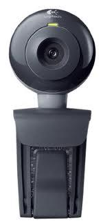 LOGITECH C200 Webcam - USB 2.0 1.3MP Video 960-000415