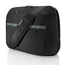 "Belkin Notebook 15.6""  Notebook Messenger Bag Case Black  F8N112-KSG"