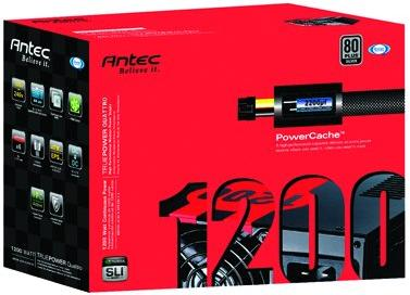 POWER SUPPLY ANTEC TRUEPOWER QUATTRO 1200 TPQ-1200 ATX12V 2.2/ EPS12V