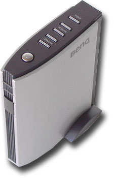 BENQ AV BOX (NTSC-MTS) WITH POWER ADAPTER