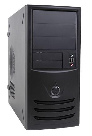 IN-WIN IW-C589T black usb 3.0 Mid-Tower CASE W/ 450W PS