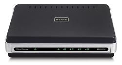 DLINK EBR-2310 Ethernet Broadband Router Wired 4ports 10/100 Ethernet