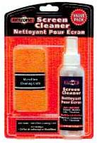 EMZONE SCREEN CLEANER W/ CLOTH SET