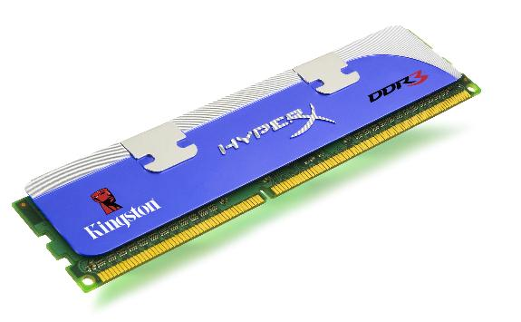 KINGSTON DDR3 HYPERX NON-ECC KHX1600C9AD3K2/4G 4GB 1600MHZ CL9 DIMM (Kit of 2)