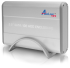External Enclosure - AIRLINK101 IDE/SATA HARD DRIVE ENCLOSURE USB2.0 AEN-U35SE