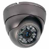 "1/3"" SUPER HAD CCD SECURITY CAM CD120"