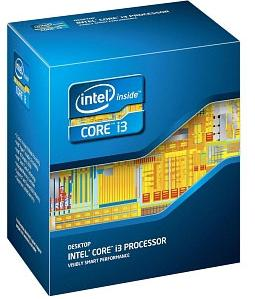 INTEL Dual Core Processor  I3 2120 3.3GHz L3 3MB SK1155 RETAIL  BOX BX80623I32120