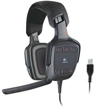 LOGITECH G35 SURROUND SOUND HEADSET 981-000116