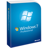 MS-OEM DSP WINDOWS 7 PRO 64-BIT w/SP1 FQC-04649  (Must sell with hardware)