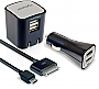 Digipower SP-PK200 Universal Smartphone Home and Car Charging Kit Reatil