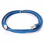 GENERIC GPC-CAT7-3BL 3ft Blue Cat7 S/STP Screened Shielded Twist Pairing Upto 10 Gigabit Network Cable