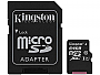 KINGSTON SDCS/64GBCR microSDXC 64GB Class 10/UHS-I R80MBps/W10MBps DIGITAL MEMORY (SD adapter included) Retail Package
