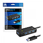 Vantec UGT-MH400U3 4 Port USB 3.0 Bus-Powered Travel Hub Retail