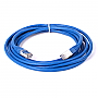 GENERIC GPC-CAT7-10BL 10ft Blue Cat7 S/STP Screened Shielded Twist Pairing Upto 10 Gigabit Network Cable