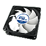 Arctic Cooling F8 PWM Case Fan Fluid Dynamic Bearing 80mm Retail