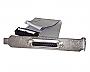 STARTECH PARALLEL PORT BRACKET DB25(F)-IDC25(F) PLATE25F16