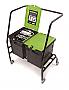 Copernicus TEC1020 Tech Tub Trolley with 2 Premium Tech Tub Holds 20 Tablets  1 Year Warranty